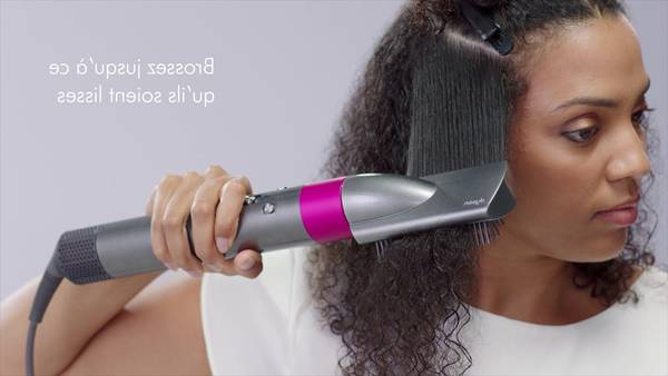 Ghd seche cheveux : support seche cheveux